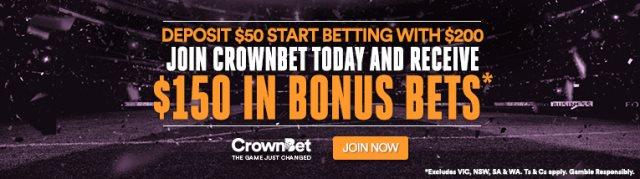 crownbet-150-bonus