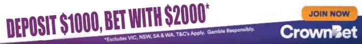 crownbet $1000:$2000 DoubleDeposit_728x90