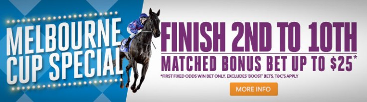 melb cup refund