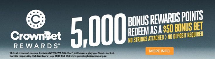 5,000 bonus