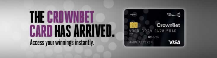 crown bet card
