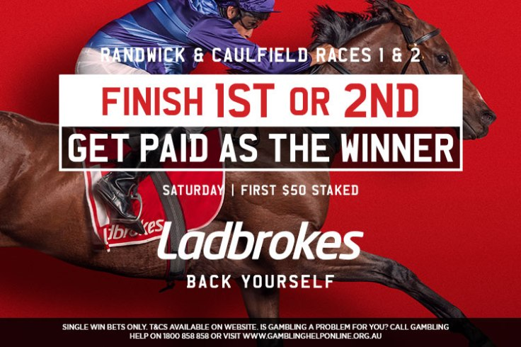 Ladbrokes Everest : Caulfield Guineas Special