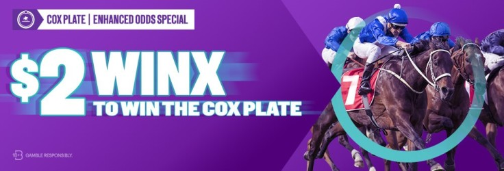 winx $2.00 cox plate special