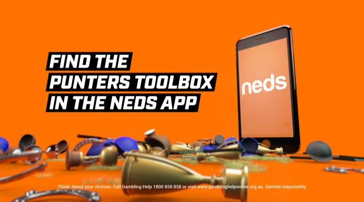 neds punters tb in app