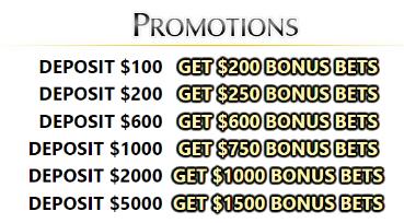 classic bet bonus bets