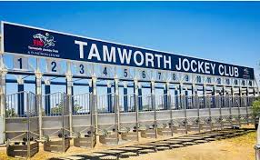 tamworth jockey club barrier stalls