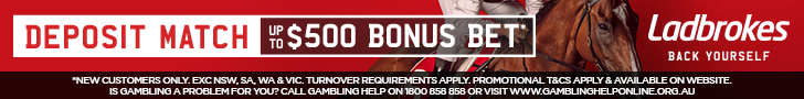 ladbrokes deposit $500 bet with $1,000