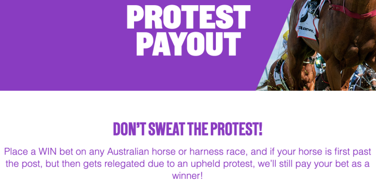beteasy protest payout