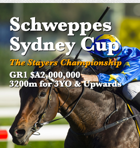 Group ! Sydney Cup Day 2 The Championshisp