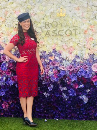royal ascot lady in red.jpg