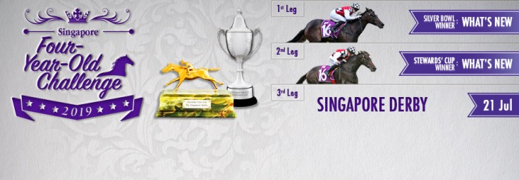 SINGAPORE FOUR-YEAR-OLD CHALLENGE