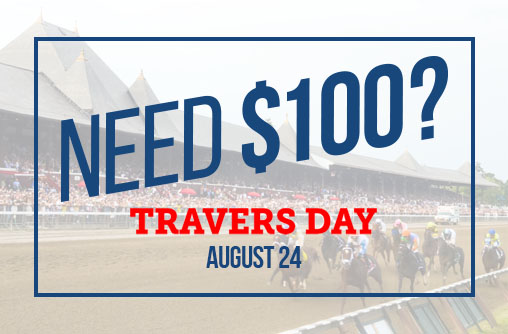 $100 travers day aug 24